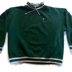*RARE* Vintage Le Coq Sportif Sweatshirt Green